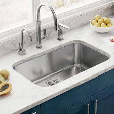 Kitchen Sink Types Undermount Farmhouse Apron Dropin Different Types Of Kitchen Sinks