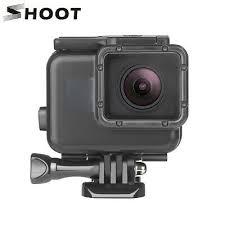 <b>SHOOT 45M Waterproof</b> Case for GoPro Hero 7 6 5 Black 4 3 3+ ...