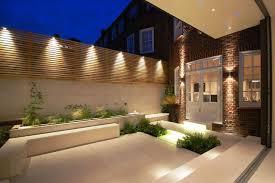garden lighting led to enhance outdoor living entertaining