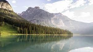 Mountain Lake Wallpaper - iPhone ...