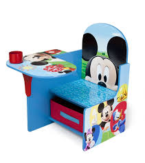 awesome disney mickey mouse delta children chair desk with stroage bin for pic minnie trend and