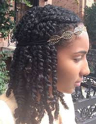 Kinky Twists Hairstyles 73 Stunning All Twisted Up 24 Hot Kinky Twists Hairstyles To Try Pinterest