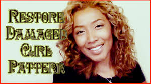 How To Get Curl Pattern Back Custom Design Ideas