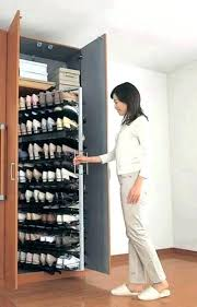 shoe organizer nice closet rack 1 creative storage designs and ideas x closetmaid white stackable cabinet