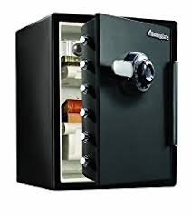 SentrySafe X055 Security Safe. fireproofhomesafes1