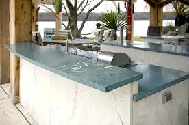 concrete countertop outdoor kitchen outdoor kitchen how to make concrete countertop for outdoor kitchen outdoor kitchen