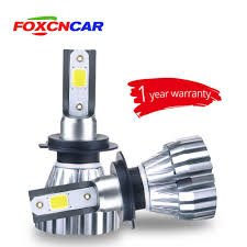 Detail Feedback Questions About H1 Led Lamp 4300k Car Headlight Bulb