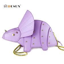 <b>Personality</b> Rivet Dinosaur Design Crossbody <b>Bags</b> for <b>Women</b> Mini ...