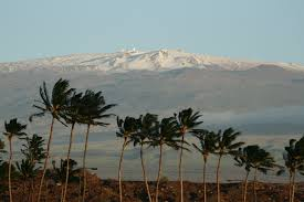Image result for big island snow