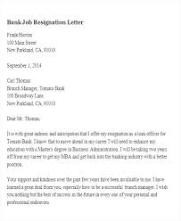 Sample Resignation Letter Template Mymuso Co