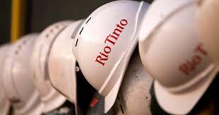 Rio Tinto Stock Price Chart Rio Tinto Share Price Rio Tinto
