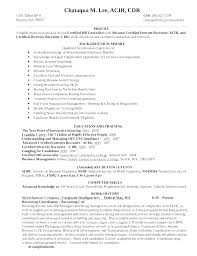 Recruiting Resume Inspiration College Recruiter Resume Examples Fruityidea Resume