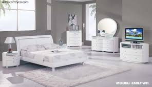 white bedroom sets. Bedroom Simple And Cozy White Set Queen Sets