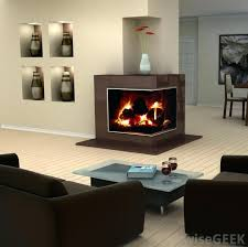 portable gas fireplace ventless vs vented propane fireplaces inserts logs
