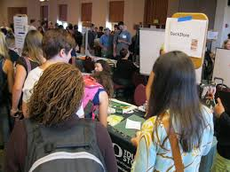 orientation graduate school grad student resource fair