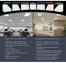 recessed led commercial led light fixture energy efficient skr section7