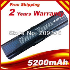 <b>5200mAh 6Cells Laptop Battery</b> for Toshiba Satellite A200 A205 ...