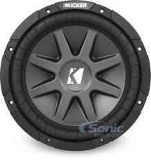 kicker cvr102 compvr 10 dual 2 ohm car subwoofer product kicker compvr cvr102 10cvr102