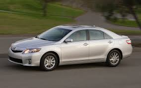 Still Leaking: More 2012 Toyota Camry Photos Emerge