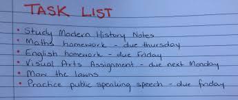 Make A List Com Make Effective To Do Lists