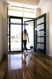 gallery pictures for retractable screen door for double front inspirations design market leader security screens doors removing from sliding