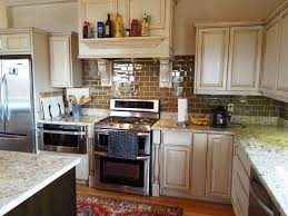 How To Clean White Kitchen Cabinets Inspiring Design Ideas 14 Images Unique  Home