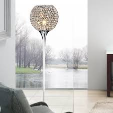 tall living room lamps in cozy lighting with silver floor lamp designs ideas decors 19