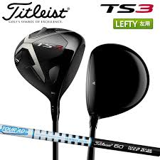 Titleist Golf Ts3 Driver Titleist Tour Ad60 Carbon Shaft Titleist Tourad