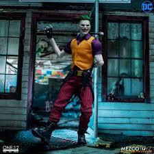 Mezco Toyz 76231 The Joker - AcareToys จำหน่าย ของเล่น โมเดล ชุดผ้า Hot  Toys,Bandai และแบรนด์ชั้นนำอีกมากมาย : Inspired by LnwShop.com