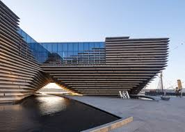 Kengo Kuma Associates Design Timber Clad Modern Art Museum Turkey