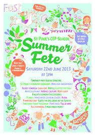 How To Design A Poster For School School Summer Fair Poster School Fair School Posters