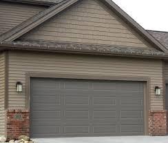 Brilliant Brown Garage Doors With Windows Wondrous Bronze Long In Beautiful Design