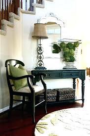 hall table ideas round hallway furnishing carpet interior design hall table