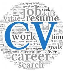 Sample CVs