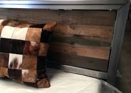 denver colorado industrial furniture modern king. Interesting Industrial Denver Colorado Industrial Furniture Modern King Size Bed Wood Headboard  Maple Ideas Throughout C