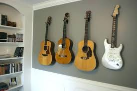 wall hangers for guitar wall mounted guitar hanger my house my canvas wall mount guitar holder wall hangers for guitar