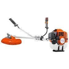 <b>Husqvarna 143R</b>-<b>II</b> Petrol Brushcutter - Lawnmowers Direct