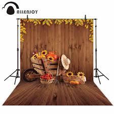 allenjoy newborn photography background candy lights windows pumpkin halloween new photocall customize photo printed