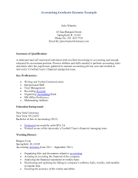 accounting graduate resume cipanewsletter accounting graduate resume getresumecv com