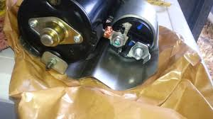 How to remove and reinstall a starter motor on a Mitsubishi Magna ...