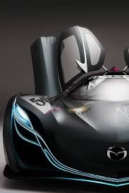 Was it spirited away into some secret collection? Full Throttle Auto Concept Cars Mazda Amazing Cars