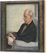 John Galsworthy Writer Drawing by Mary Evans Picture Library
