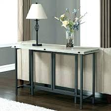 expandable console table. Expandable Console Table Convertible That Converts To Dining O