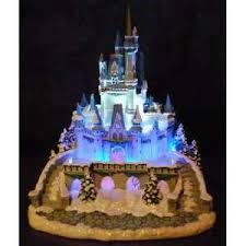 Lighted Blue Cinderella Castle Cake Topper Top Tops Wedding On Popscreen