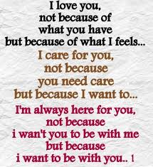 Love Quotes To Make Him Want You