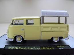 M2 MACHINES MOONEYES WALMART 1959 VW Double Cab Truck - WMTS09 ...