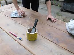how to maintain your outdoor furniture