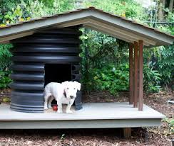 Creative Dog Houses 10 Dog Houses To Make You Jealous Of Your Own Dogs Digs