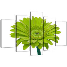 display gallery item 4 five part set of cheap lime green canvas pictures display gallery item 5 on lime green wall art pictures with extra large flower canvas wall art five part in lime green