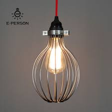 Light Bulb Drop Vintage Edison Bulb Cage Antique Lamp Shade For Drop Light Buy Bulb Cage Product On Alibaba Com